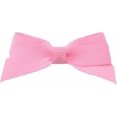 17mm Boutique Bow Pink