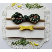 Floral Headband Set - Ivy and Lemon