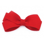 25mm Boutique Bow Red