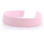 25mm Headband Pale Pink Stitch