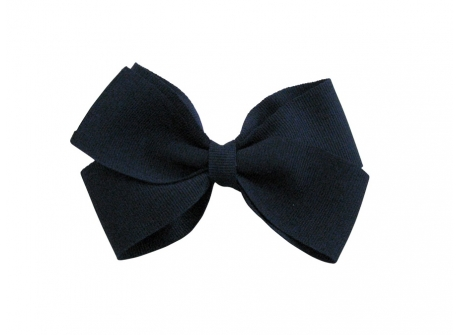 37mm Boutique Bow Navy