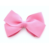 37mm Boutique Bow Pink