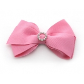 37mm Diamante Boutique Bow