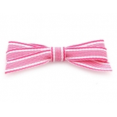 9mm Boutique Bow Hot Pink Waves
