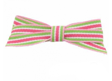 9mm Boutique Bow Sherbet Swirl