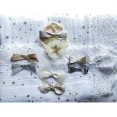 Starry Night Muslin Wrap