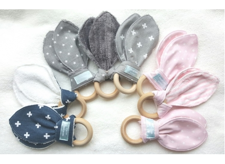 Organic Teething Rings