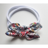 Liberty Knotted Bow Headband (Set of 2)