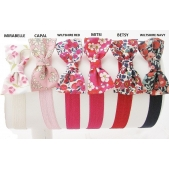 Liberty Bow Elastic Headband