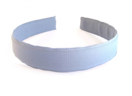 25mm Headband  Country Blue