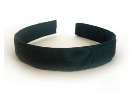 25mm Headband  Black