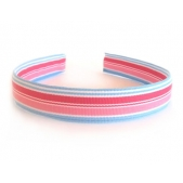 25mm Headband  Snow Cone