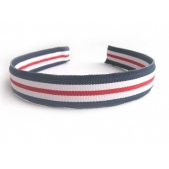 25mm Headband  Nautical